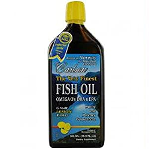 Carlson labs the very finest norwegian fish for Carlson norwegian fish oil