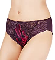 Per Una Jasmine High Leg Knickers