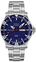 Mido Mens Captain watch M011.430.11.041.02