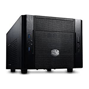 Cooler Master RC-130-KKN1 Black ELITE 130 Mini Tower Mini-ITX Computer Case