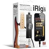 【日本正規代理店品】IK Multimedia iRig HD (iOSデバイス用ギター/ベース・インターフェイス) IKM-OT-000012