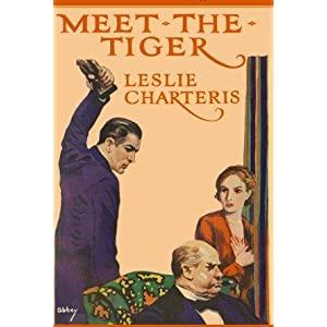 Leslie Charteris Meet the Tiger