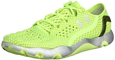 Under Armour UA SpeedForm® RC Running Shoes M10.5/W12 High-Vis Yellow