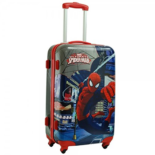 Koffer Kinder Mehrfarbig Kinder Marvel