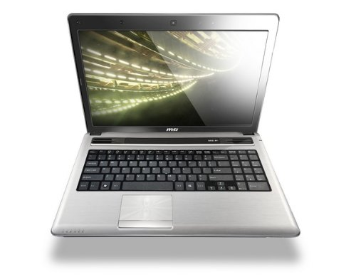 MSI CX640-071US 15.6-Inch Notebook