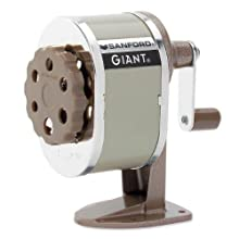 Sanford Giant Pencil Sharpener, Tan (51131)