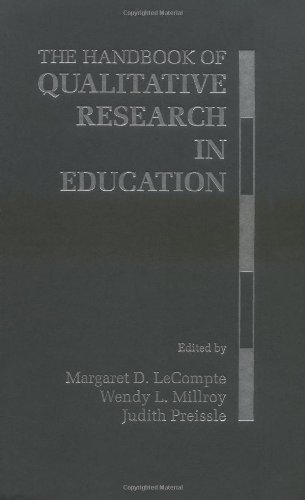 The Handbook of Qualitative Research in Education