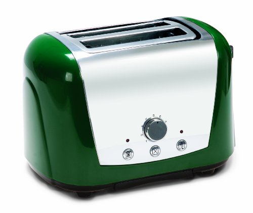 Morphy Richards Accents 44264 2 Slice Toaster, Green by Morphy Richards