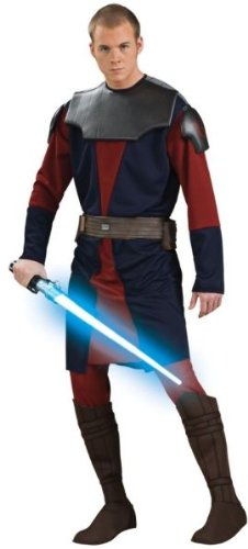 Rubie's Costume Deluxe Anakin Skywalker Costume, X-Large