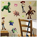 Toy Story 3 Glow in the Dark Wall Decals in York Disney