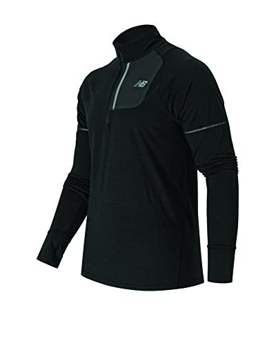 New Balance Longsleeve MT53209 [Nero]