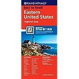 Rand McNally Eastern United States: Regional Map