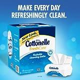 Cottonelle Fresh Care Flushable Cleansing Cloths, 400 Cloths