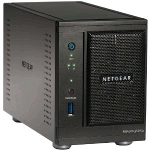 Netgear ReadyNas Ultra 2 4TB Network Storage System without Disk by Netgear