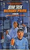 Memory Prime: Star Trek #42 (0671705504) by Gar Reeves-Stevens