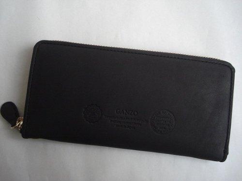 GANZO(ガンゾ)gh4 長財布 ブラック