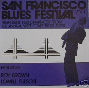 San Francisco Blues Festival