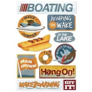 CARDSTOCK STIX WATER SPORTS Papercraft, Scrapbooking (Source Book)CARDSTOCK STIX WATER SPORTS Papercraft, Scrapbooking (Source Book)