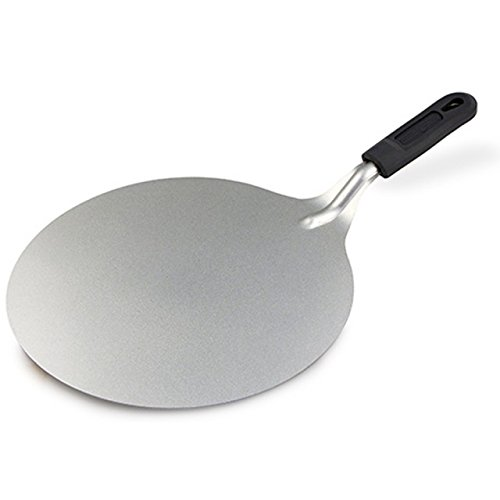 Kabalo Large Stainless Steel Round Cake & Pizza Lifter Serving Tool - 10