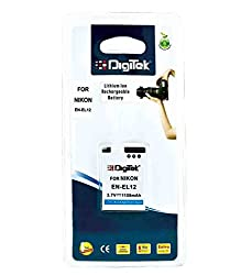 Digitek Battery Nikon ENEL 12