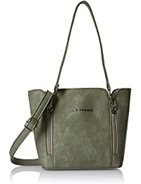 Lino Perros Women's Sling Bag (Green)