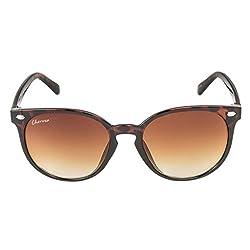 Chevera Voguish Round Multicolor Sunglasses