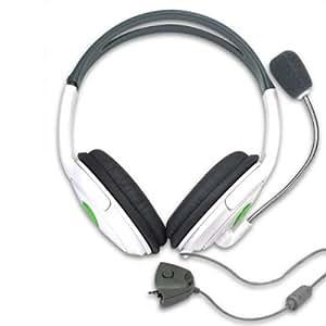 Headset für Xbox 360 weiß / grau