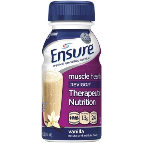 Ensure Muscle Health Nutritional Supplement ( Ensure, Muscle Health, Strawberry, 8Oz Btl ) 24 Each / Case