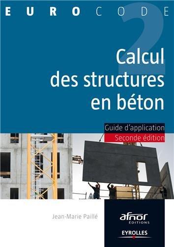 Calcul des structures en béton : Guide d'application