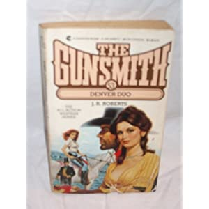 Hell on Wheels (Gunsmith) J. R. Roberts