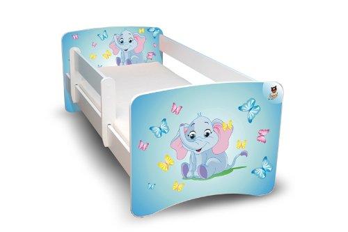 medi shop best for kids lit pour enfant 70x160 avec. Black Bedroom Furniture Sets. Home Design Ideas