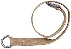 Resco Wheat 3/8 Inch Wide by 24 Inches Long Cordo-hyde Choke with 1/2 Inch rings