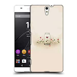 Snoogg Bottles and flowers Designer Protective Back Case Cover For Sony Xperia C5 Ultra