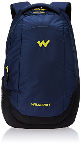 Wildcraft Turnaround Polyester 20 ltrs Blue Laptop Bag (8903338054306)