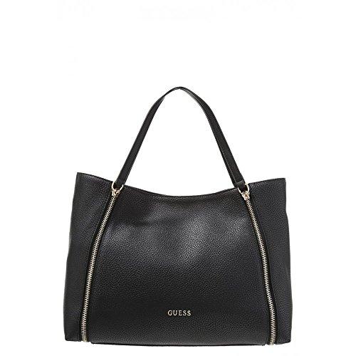 Guess Angie Shopper Tasche 39 cm black thumbnail