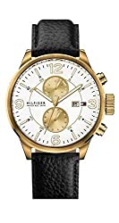 Tommy Hilfiger Analog White Dial Mens Watch - TH1790893/D