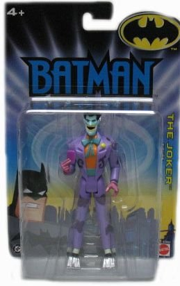 Buy Batman Animated The Joker Action Figure