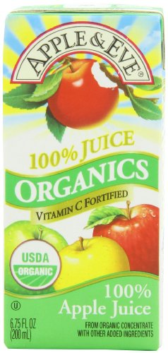 Apple & Eve Organic Juice Variety Pack, 27 Count