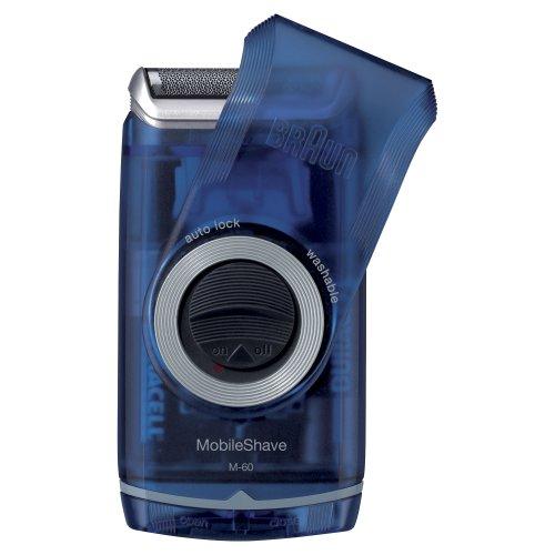Braun Pocket Shaver,2Xaa,Cap - Washable, M60B