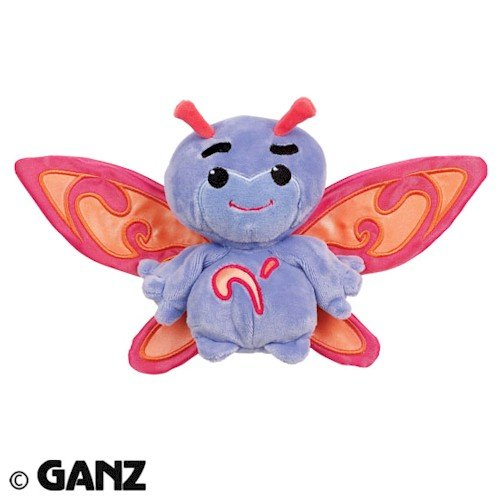 Webkinz Zumbuddy - Zann the Purple Tricky Zum - Series 4 - 1