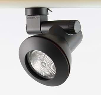 Lightolier 820127 Par Tech Low Profile Track Head Adapter With PAR20 Bezel Sh