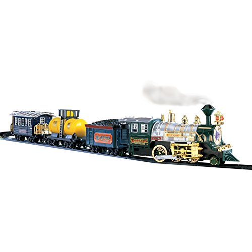 Deluxe Lights Sounds Train Set
