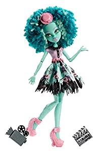 Monster High Hauntlywood Honey Doll