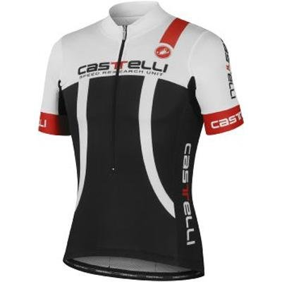 Buy Low Price Castelli 2012 Men's Aero Race 3.1 Short Sleeve Cycling Jersey – A12010 (B006GVR4XI)