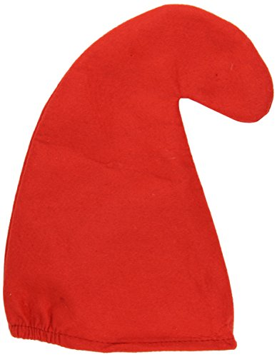 Red Gnome Hat - 1