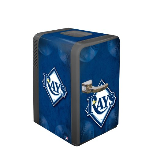 Mlb Tampa Bay Rays Portable Party Refrigerator front-71009