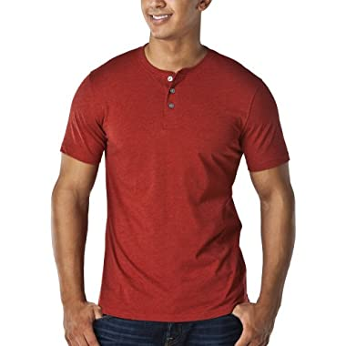 Product Image Mossimo® Henley - Boston Brick