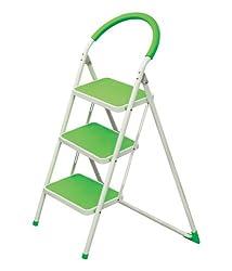 Ozone Homz 3 Step Steel Kitchen Ladder