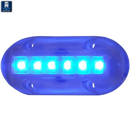 T-HMarineUnderwaterLEDLight,Blue-LED-51867