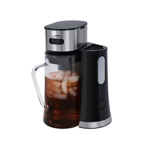 Find Bargain Oster BVST-TM25 2.5 Quart Black Iced Tea Maker